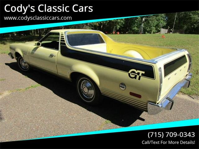 1977 Ford Ranchero (CC-1267310) for sale in Stanley, Wisconsin
