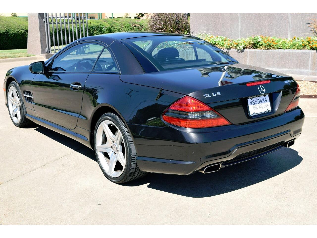 2011 Mercedes-Benz SL-Class (CC-1267327) for sale in Fort Worth, Texas