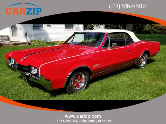 1967 Oldsmobile Cutlass (CC-1267328) for sale in Indianapolis, Indiana