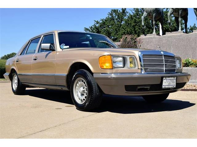 1983 Mercedes-Benz 380SL (CC-1267329) for sale in Fort Worth, Texas