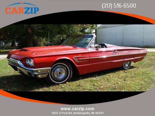 1965 Ford Thunderbird (CC-1267336) for sale in Indianapolis, Indiana