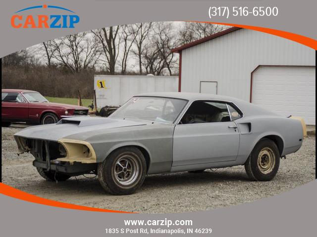 1969 Ford Mustang (CC-1267338) for sale in Indianapolis, Indiana