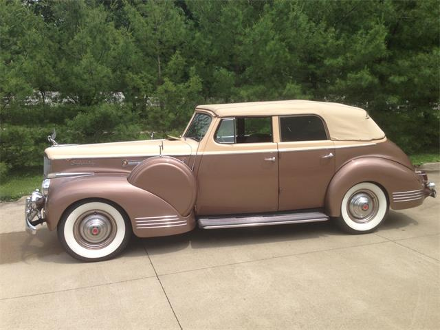 1941 Packard 160 (CC-1267369) for sale in Solon, Ohio