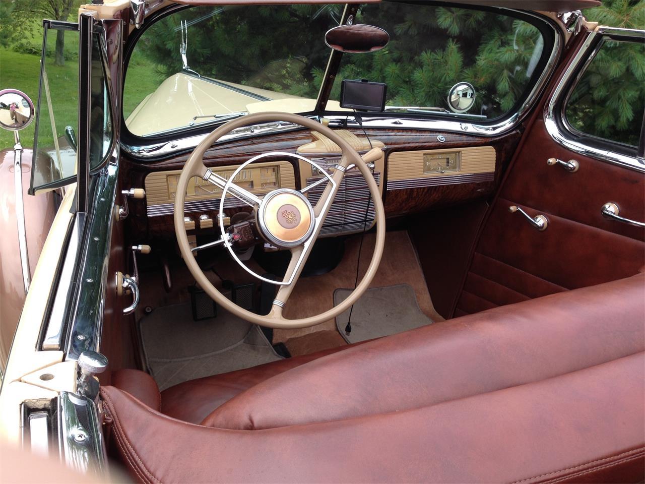 1941 Packard 160 (CC-1267369) for sale in Solon, Ohio