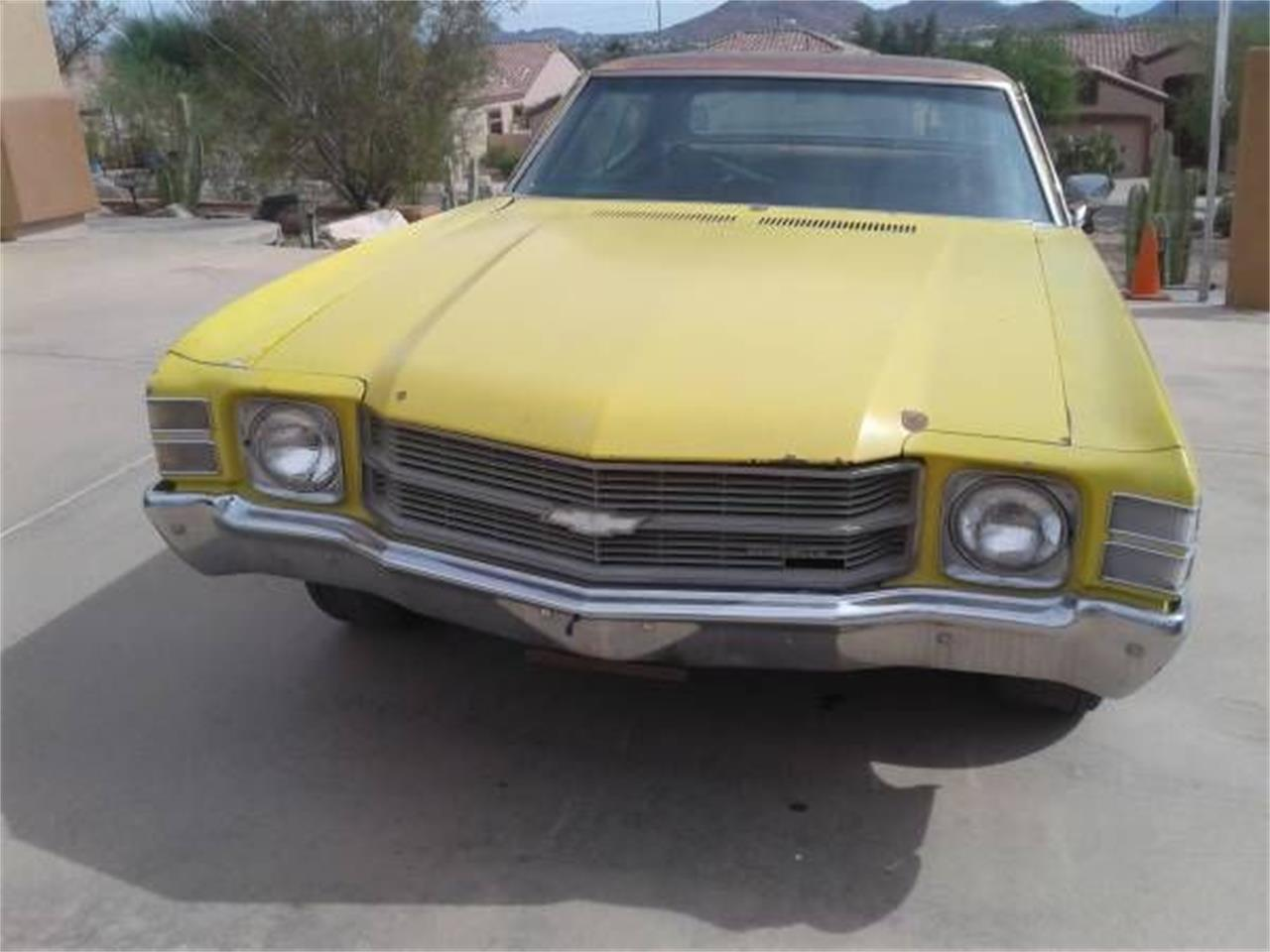 1971 Chevrolet Chevelle (CC-1260738) for sale in Cadillac, Michigan
