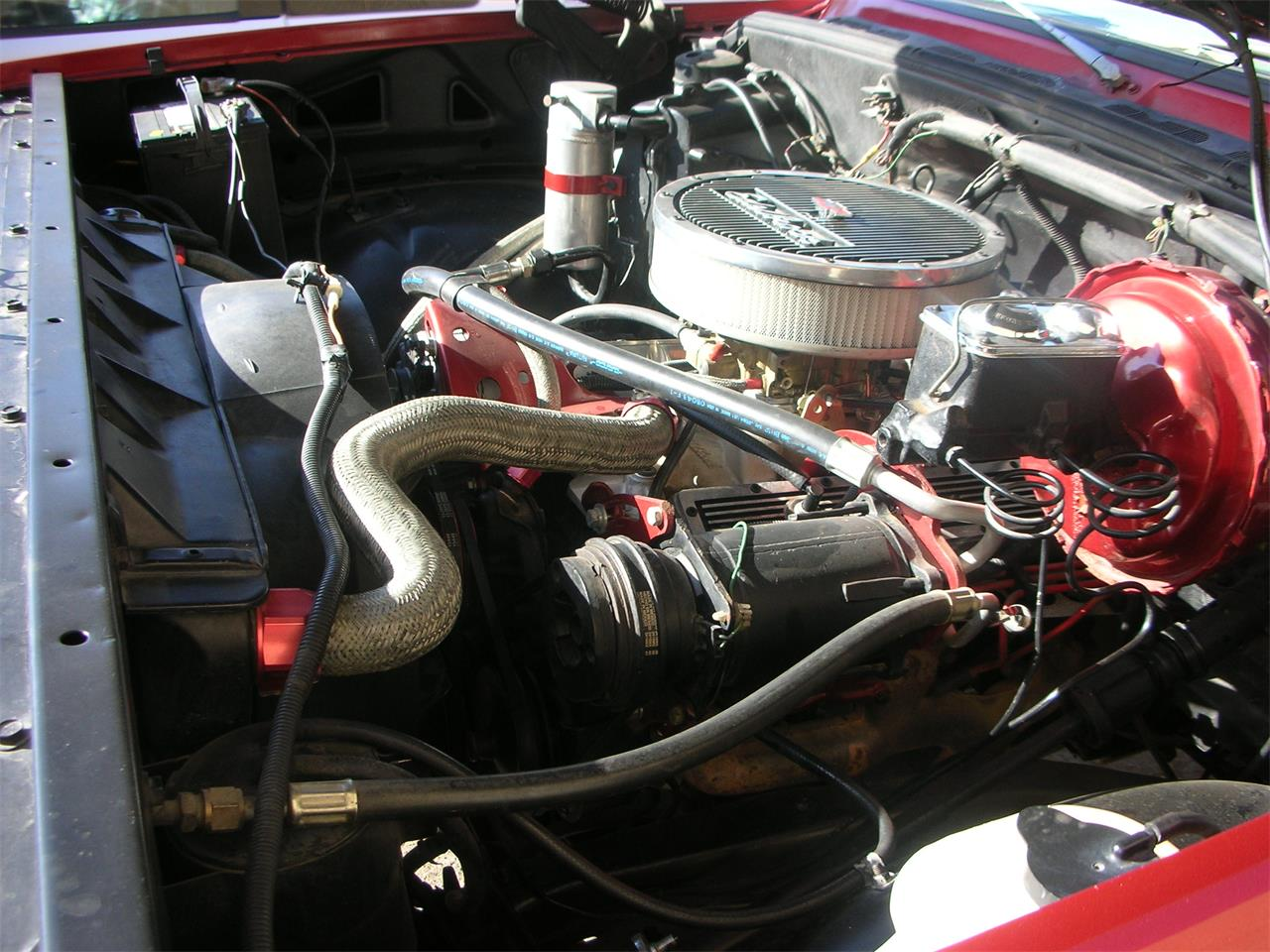 1974 Chevrolet Blazer (CC-1267387) for sale in FRESNO, California