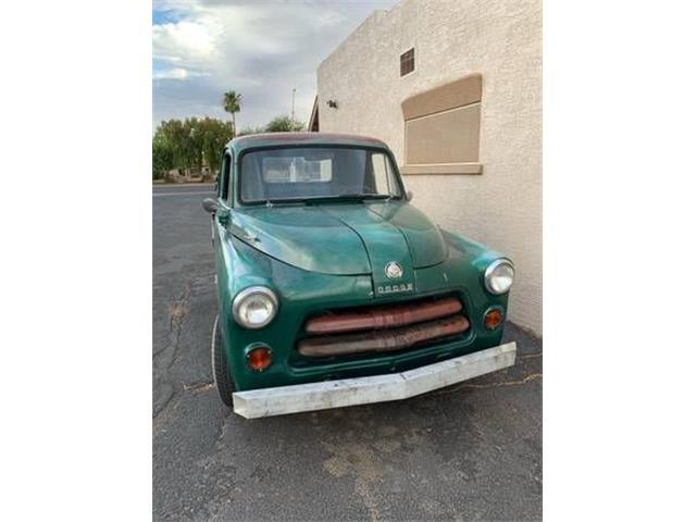 1954 Dodge Pickup (CC-1260739) for sale in Cadillac, Michigan