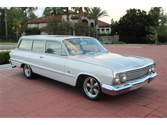 1963 Chevrolet Biscayne (CC-1267416) for sale in Conroe, Texas