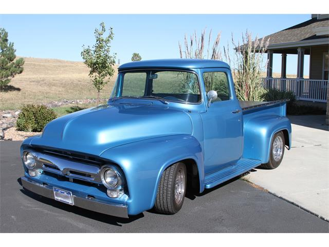 1956 Ford F100 (CC-1267427) for sale in Parker, Colorado