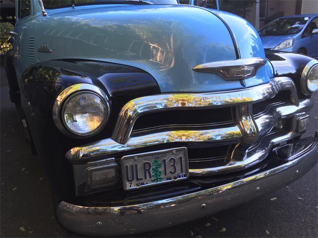 1954 Chevrolet Pickup (CC-1267428) for sale in Ashland, Oregon