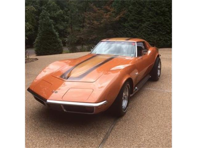 1972 Chevrolet Corvette Stingray (CC-1267434) for sale in Hot Springs Village, Arkansas