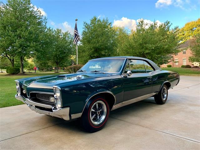 1967 Pontiac GTO (CC-1267437) for sale in North Royalton, Ohio