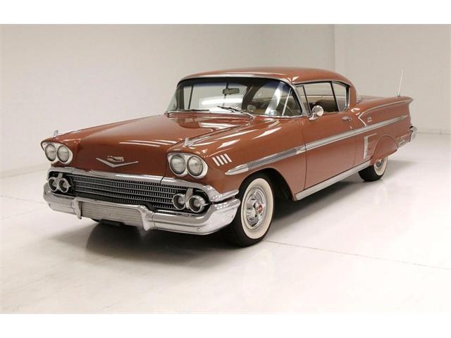 1958 Chevrolet Impala (CC-1267449) for sale in Morgantown, Pennsylvania