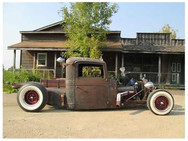 1935 International Street Rod (CC-1267463) for sale in Cadillac, Michigan
