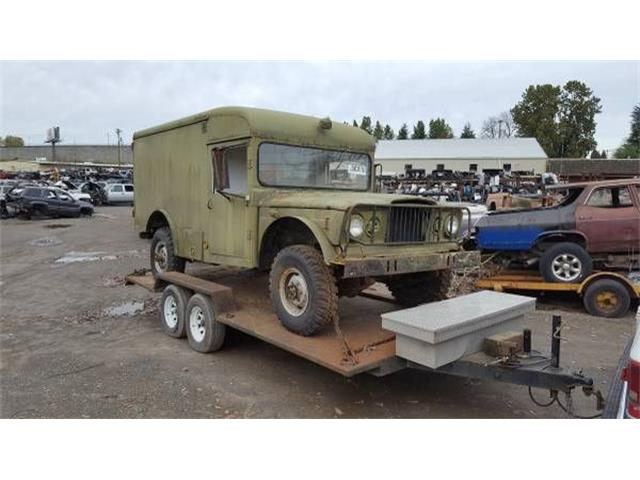 1968 Military Ambulance (CC-1267470) for sale in Cadillac, Michigan