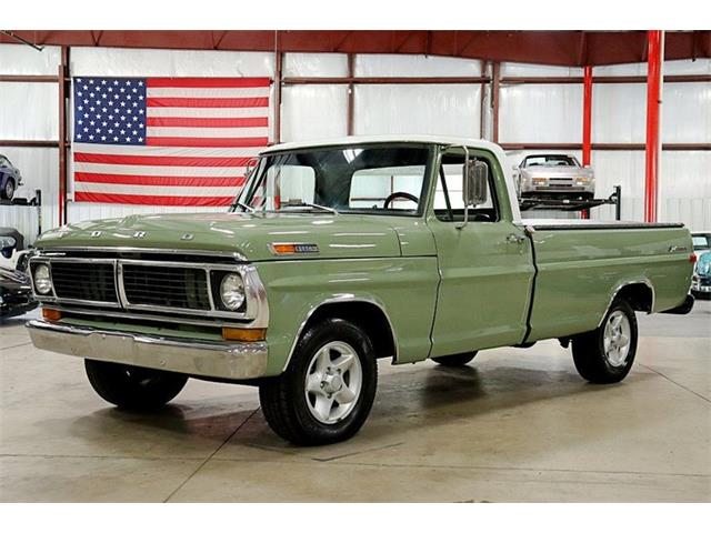 1970 Ford F100 (CC-1267479) for sale in Kentwood, Michigan