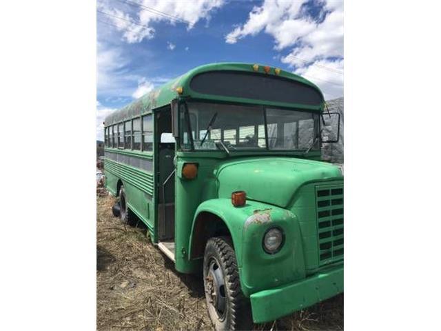 1977 International Bus (CC-1267490) for sale in Cadillac, Michigan