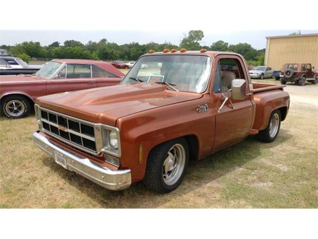 1977 GMC Truck (CC-1267493) for sale in Cadillac, Michigan