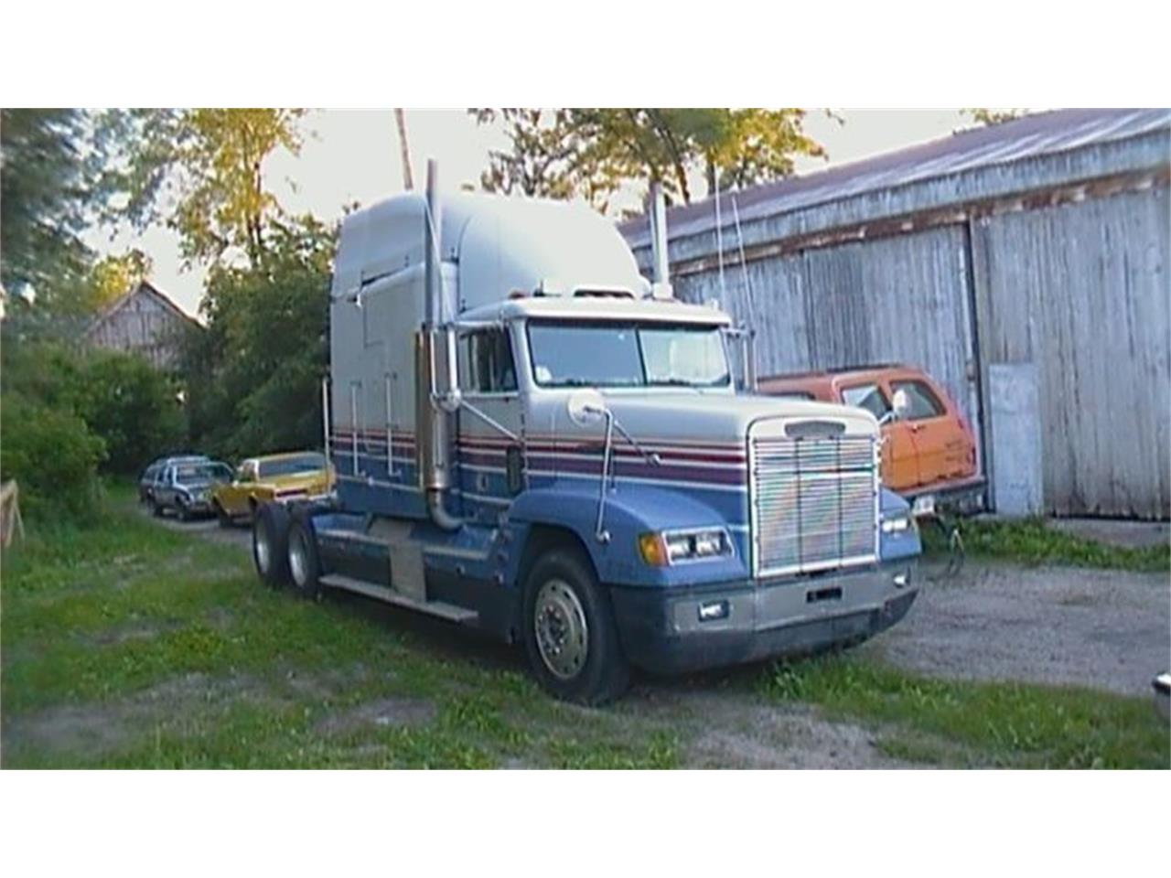 1990 Freightliner Truck (CC-1267499) for sale in Cadillac, Michigan