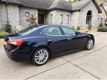 2015 Maserati Ghibli (CC-1260075) for sale in Cadillac, Michigan