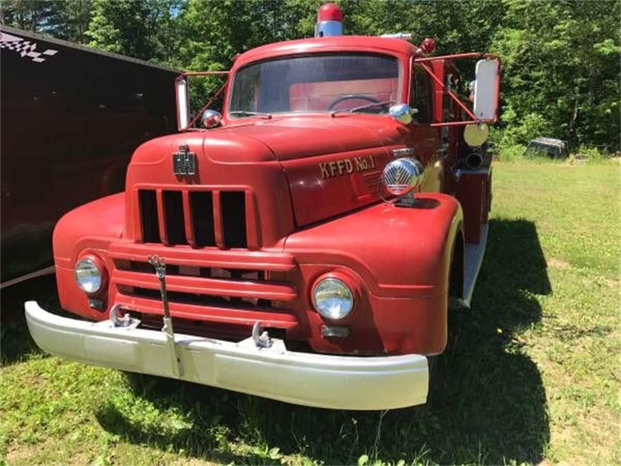 1962 International Fire Truck (CC-1267502) for sale in Cadillac, Michigan