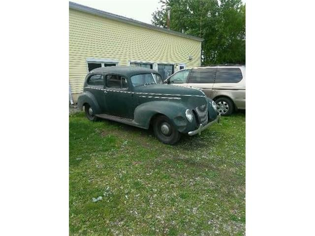 1939 Hudson 92 Hudson (CC-1267506) for sale in Cadillac, Michigan