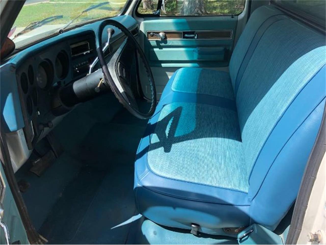 1973 Chevrolet C10 (CC-1260751) for sale in Cadillac, Michigan