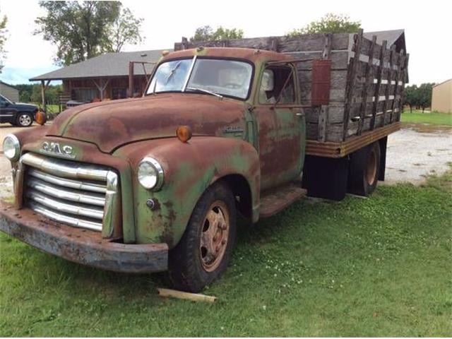 1952 GMC Truck (CC-1267513) for sale in Cadillac, Michigan