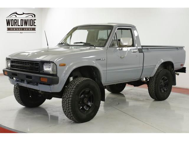 1982 Toyota Hilux (CC-1267518) for sale in Denver , Colorado