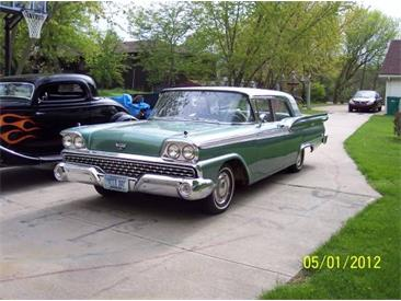 1959 Ford Fairlane 500 (CC-1260752) for sale in Cadillac, Michigan