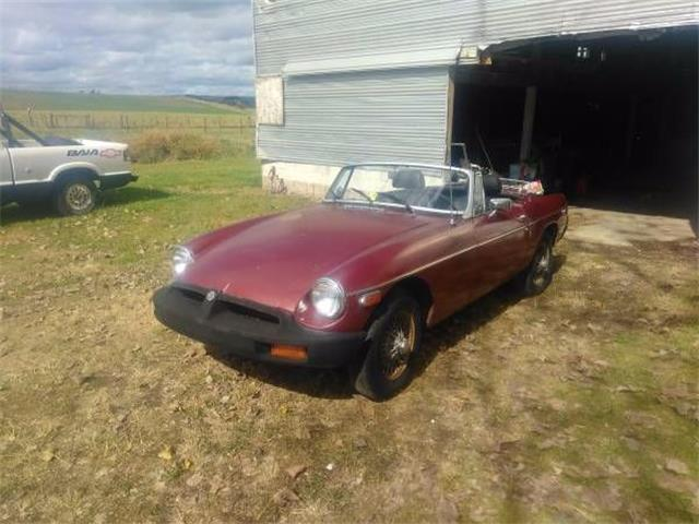 1977 MG MGB GT (CC-1267524) for sale in Cadillac, Michigan