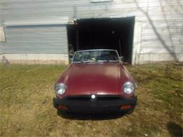 1977 MG MGB GT (CC-1267524) for sale in Cadillac, Michigan