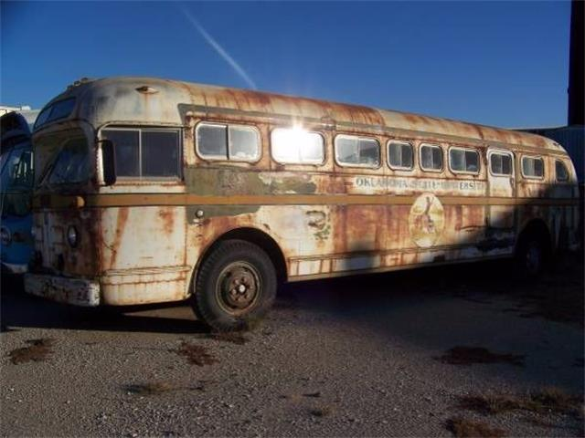 1951 GMC Recreational Vehicle (CC-1267526) for sale in Cadillac, Michigan
