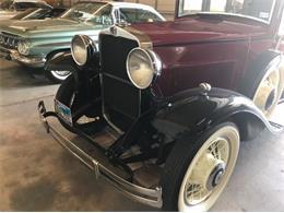 1928 Hupmobile Sedan (CC-1267529) for sale in Cadillac, Michigan