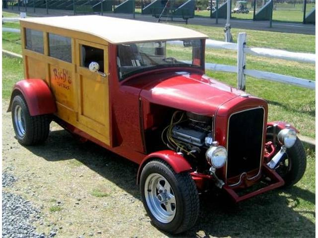 1933 International Panel Truck (CC-1267535) for sale in Cadillac, Michigan