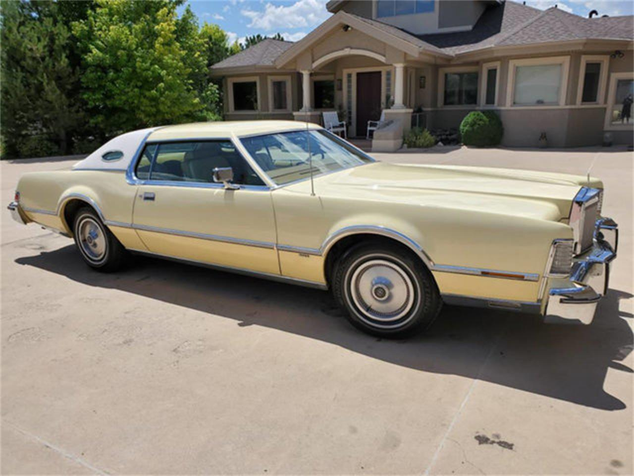 1976 Lincoln Continental Mark IV (CC-1267540) for sale in Long Island, New York