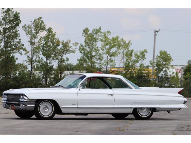 1961 Cadillac Coupe (CC-1267541) for sale in Alsip, Illinois