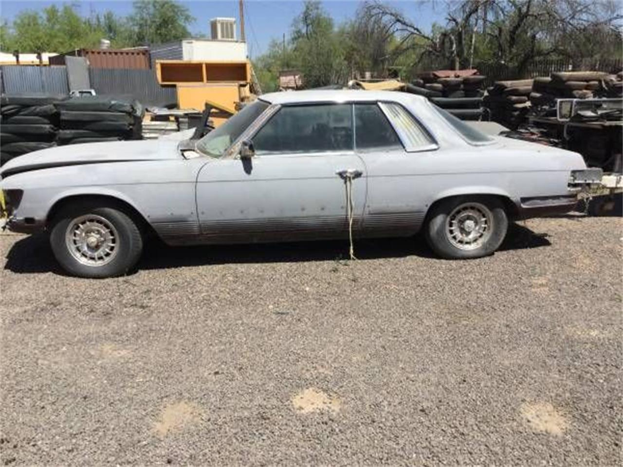1976 Mercedes-Benz 450SLC (CC-1267543) for sale in Cadillac, Michigan
