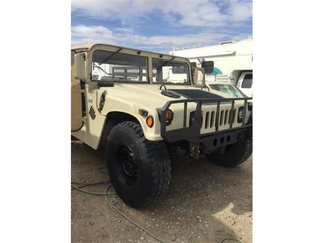 1988 Hummer H1 (CC-1267544) for sale in Cadillac, Michigan