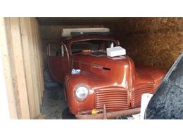 1941 Hudson Traveler 6 (CC-1267548) for sale in Cadillac, Michigan
