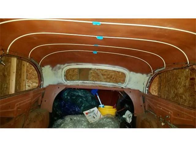 1941 Hudson Traveler 6 (CC-1267548) for sale in Cadillac, Michigan