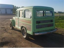 1951 Willys Wagoneer (CC-1260756) for sale in Cadillac, Michigan