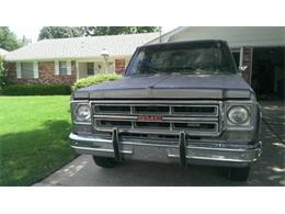 1976 GMC Pickup (CC-1267565) for sale in Cadillac, Michigan