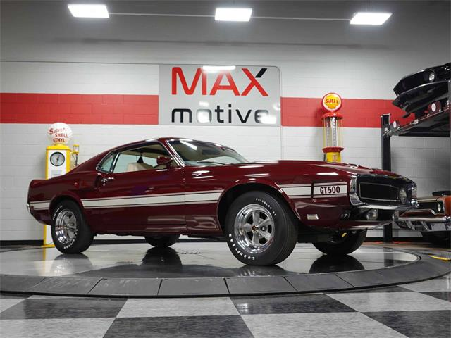1969 Shelby Mustang (CC-1267580) for sale in Pittsburgh, Pennsylvania