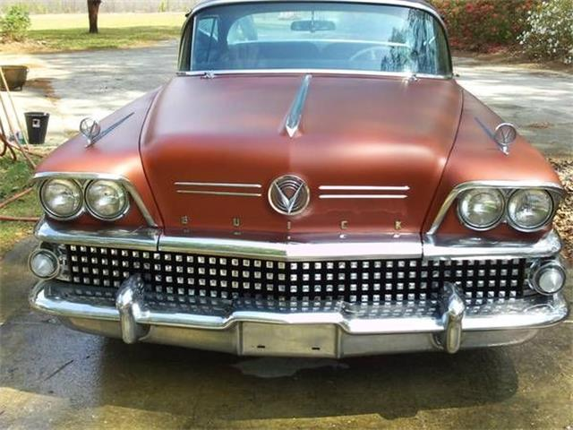 1958 Buick Special (CC-1260759) for sale in Cadillac, Michigan