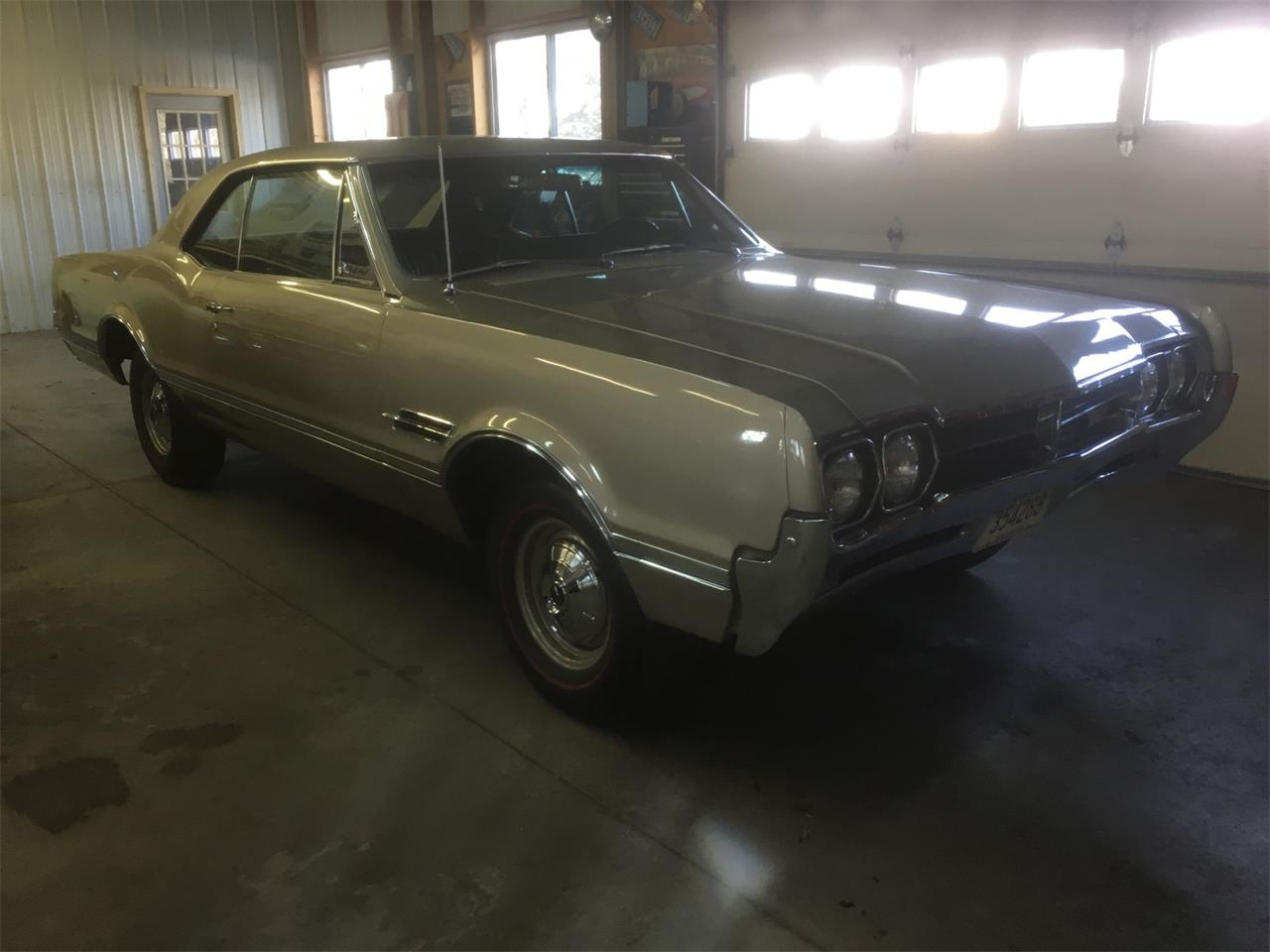 1966 Oldsmobile 442 (CC-1267595) for sale in Annandale, Minnesota