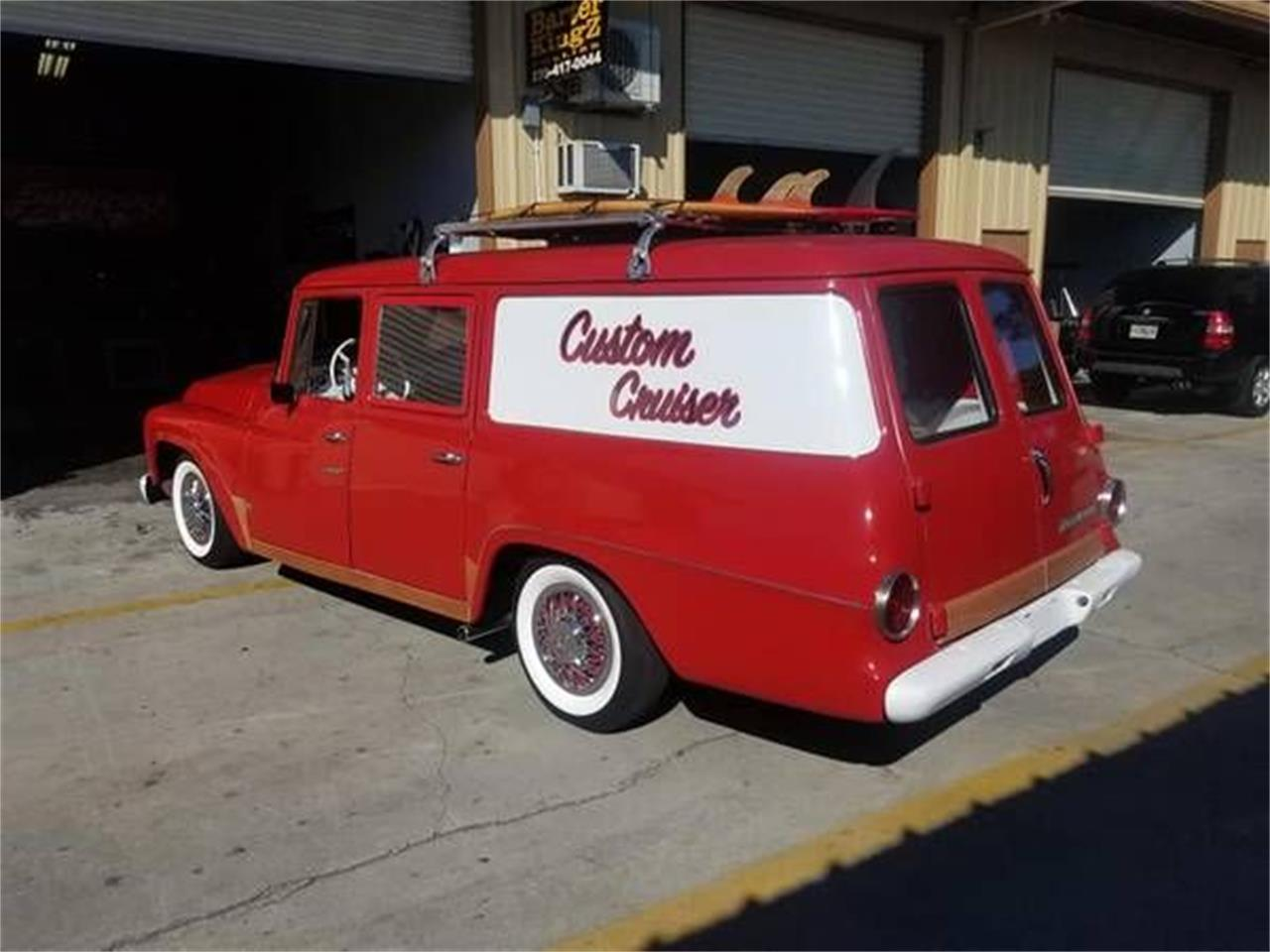 1968 International Harvester Travelall (CC-1267598) for sale in Cadillac, Michigan