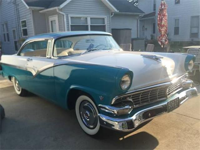 1956 Ford Fairlane (CC-1260760) for sale in Cadillac, Michigan