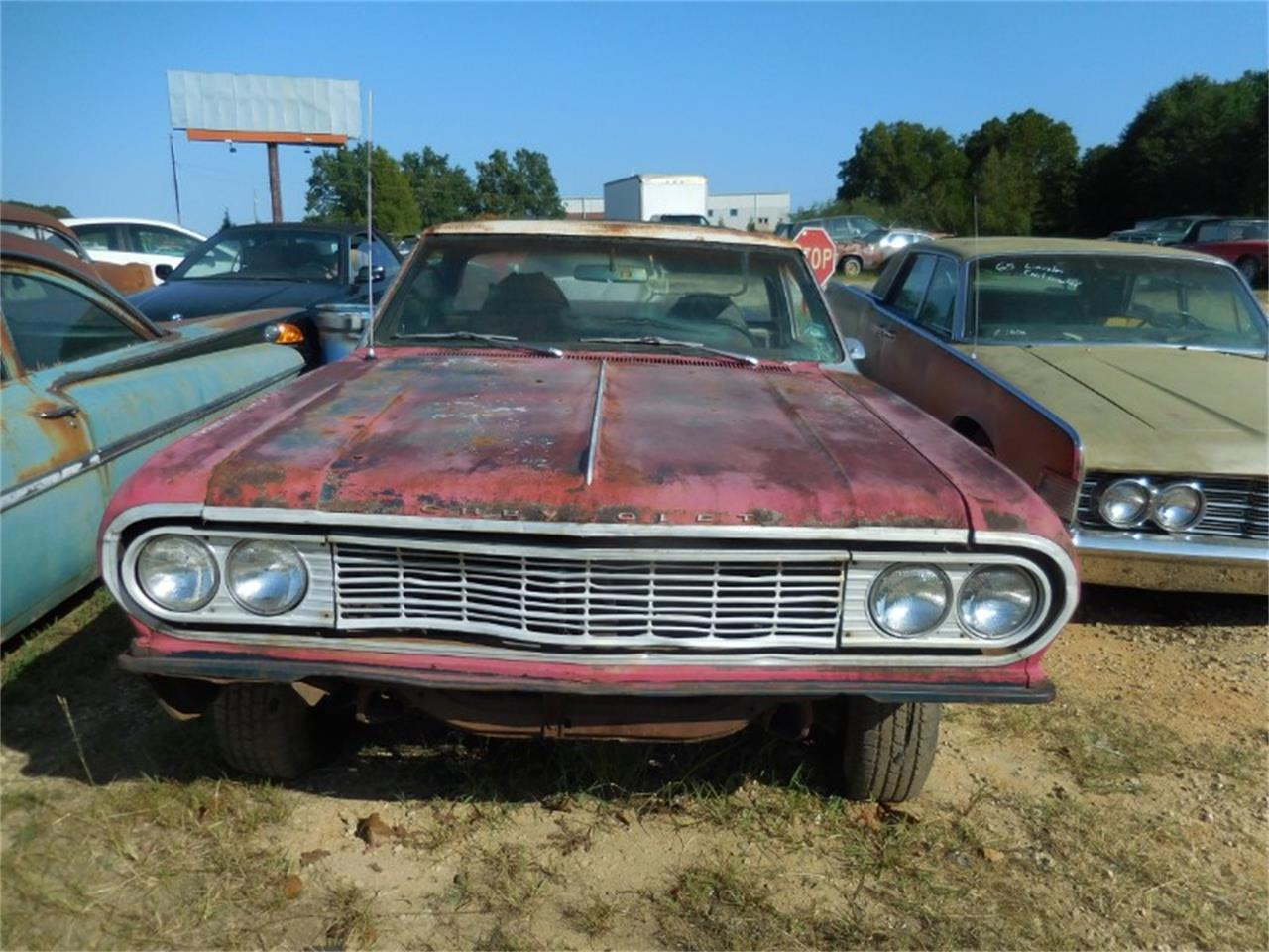 1964 Chevrolet El Camino (CC-1267613) for sale in Gray Court, South Carolina