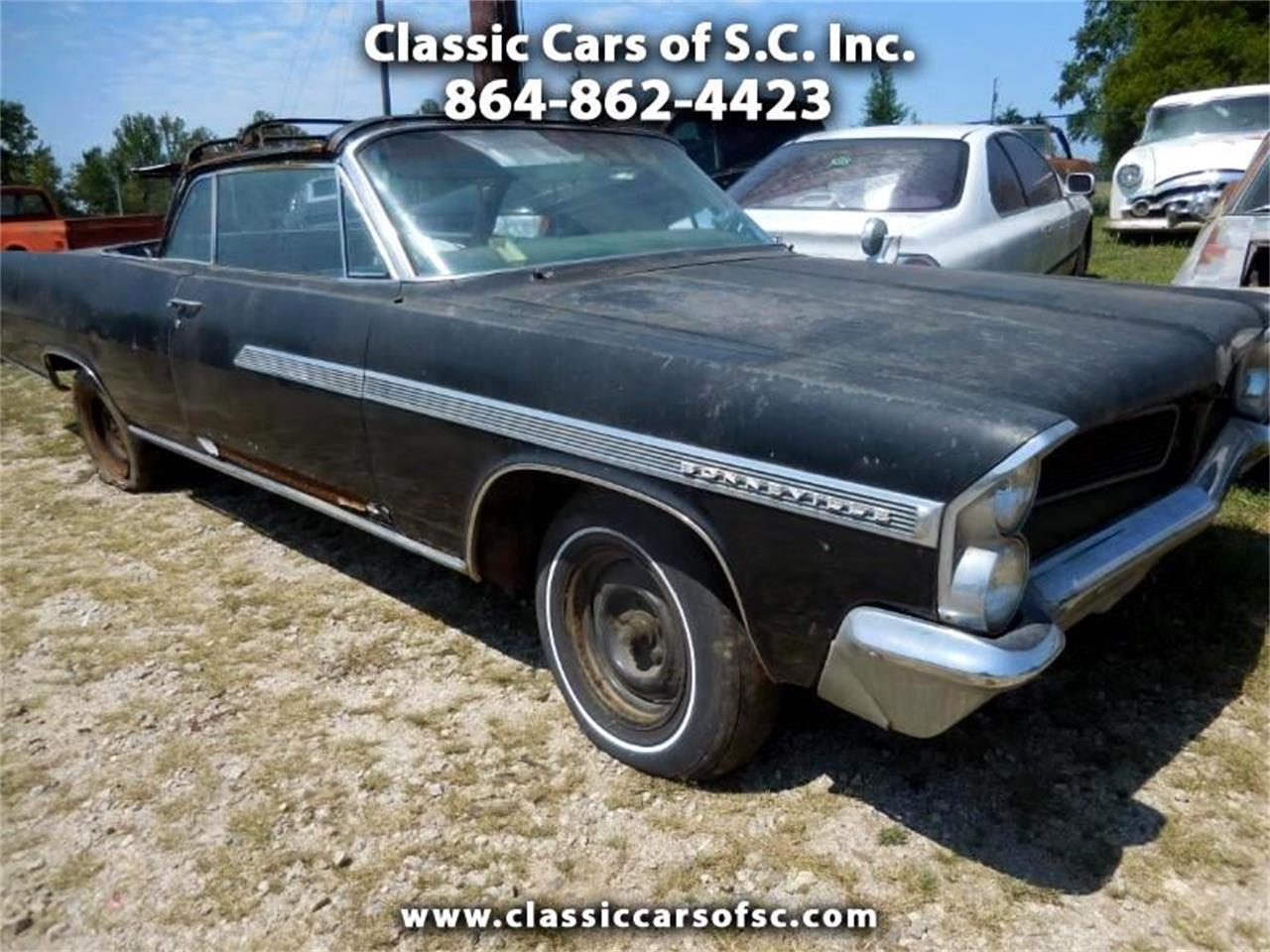1963 Pontiac Bonneville (CC-1267615) for sale in Gray Court, South Carolina